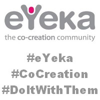 eyeka the co-creation community