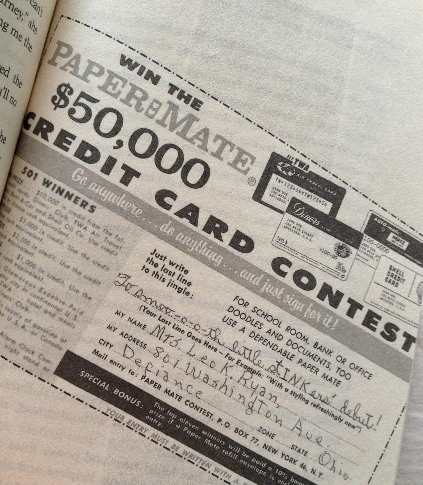 Paper-Mate-advertising-contest-book-excerpt