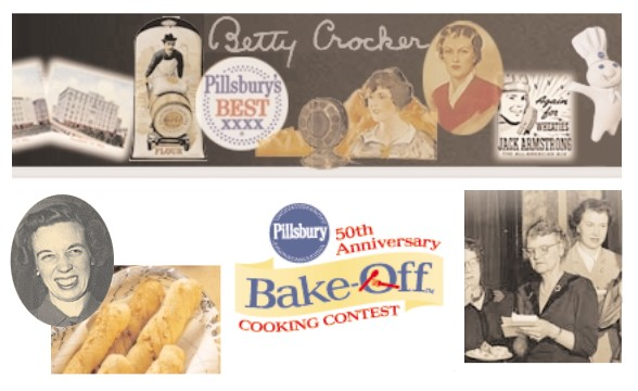 Pillsbury's Bake-Off is one of the few contests that survived the advent of sweepstakes (image via http://generalmills.com)
