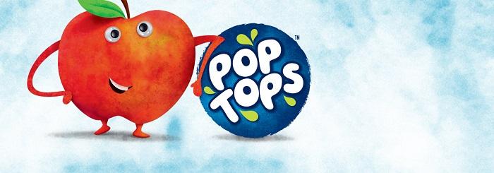 pop tops banner