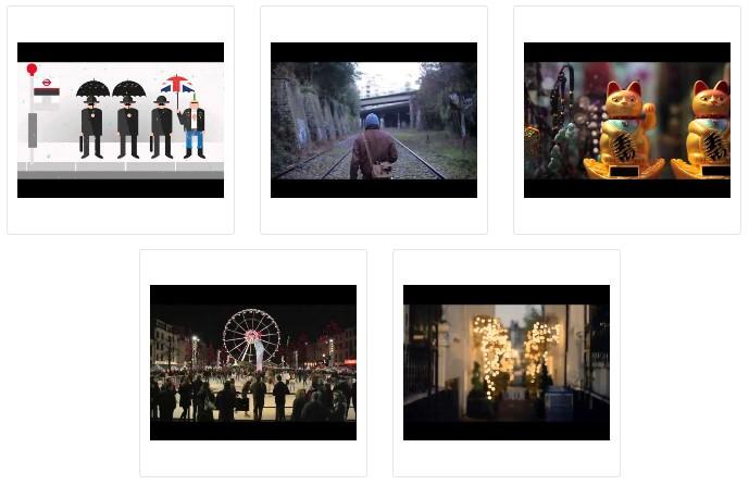 eurostar eyeka video thumbnails
