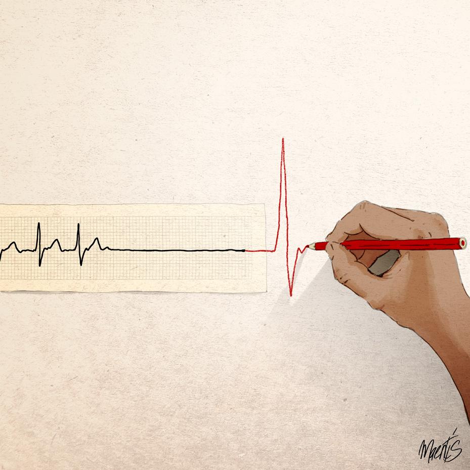 eYeka JeSuisCharlie - Le Coeur Battant