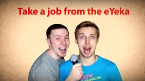 eYeka Story Video by Burb Studio