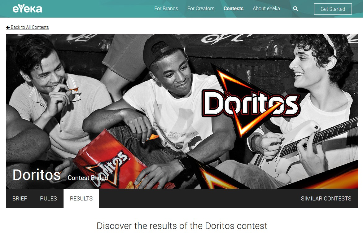 Think Of The Value Crowdsourcing Brings To PEPSICO Brands