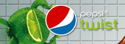 eYeka PEPSICO Pepsi Twist - contest banner